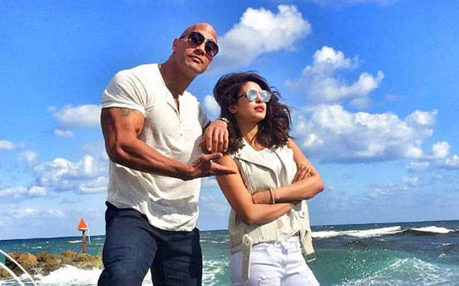 Dwayne Johnson aka The Rock says he can't wait to come to