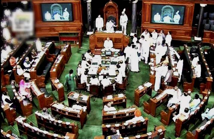 Lok Sabha passes bill to grant equal rights to HIV, AIDS