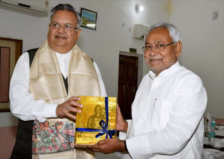 CM Raman Singh said Chhattisgarh moving towards liquor