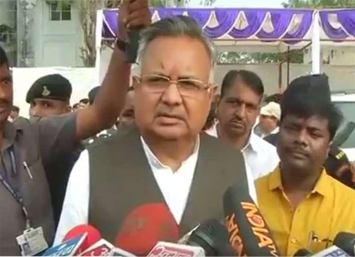 Will hang those who slaughter cows, Raman Singh said