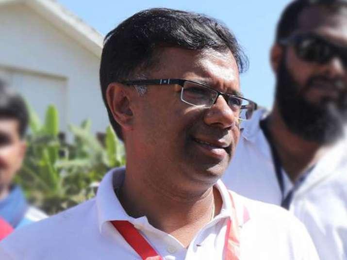 File pic of BJP leader Vishwajit Rane