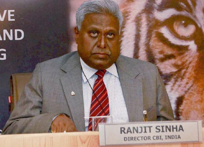 CBI files FIR to probe its former director Ranjit Sinha