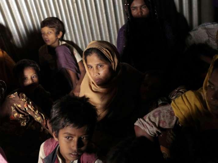 File pic - Govt exploring ways to deport 10,000 Rohingya