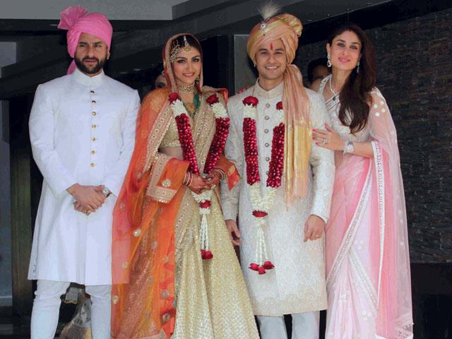 Saif Ali Khan To Become A Mamu Soha And Kunal Khemmu Expecting Their First Baby