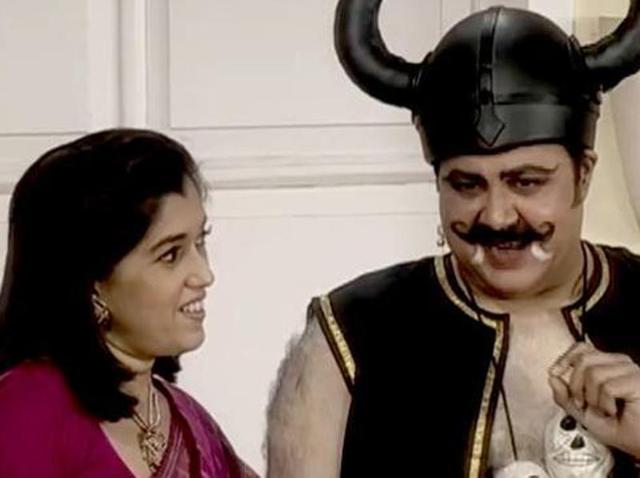 India Tv - Sarabhai Vs Sarabhai
