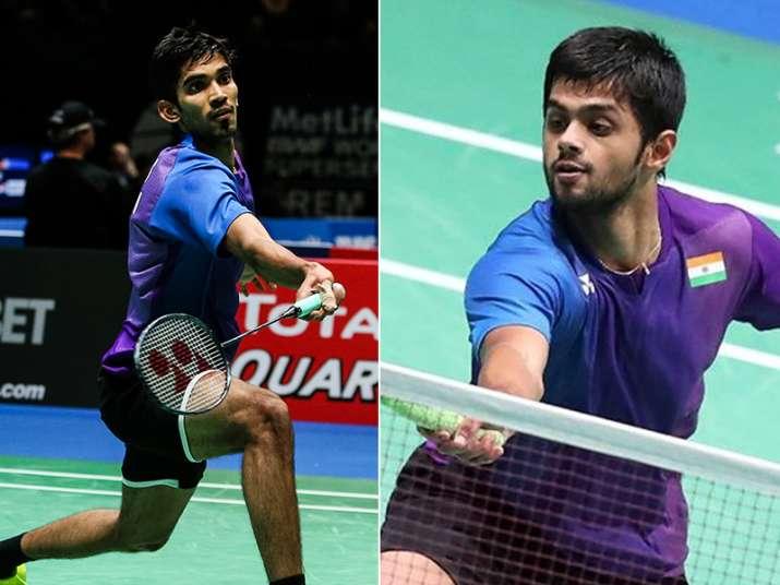Singapore Open: Kidambi Srikanth, Sai Praneeth storm into