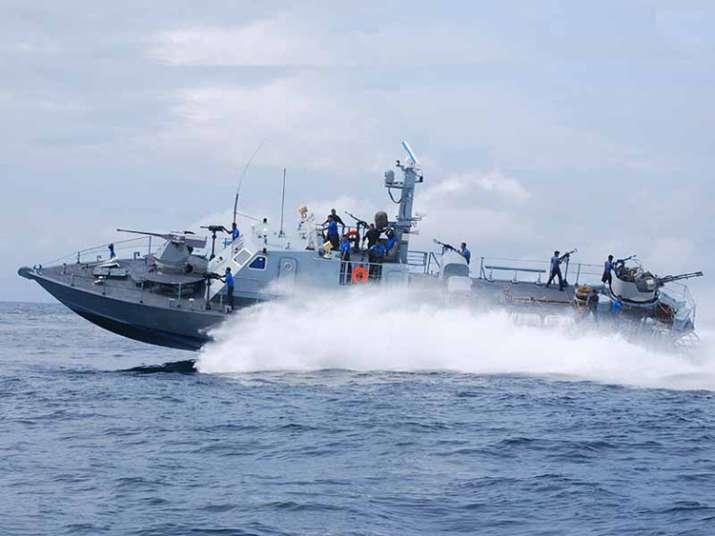 Sri Lanka Navy arrests 6 Indians for smuggling drugs