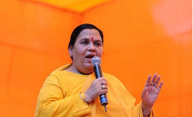 Ready to be hanged for Ram Temple in Ayodhya, Uma Bharti