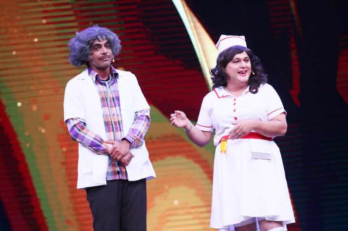 India Tv - Sunil Grover and Ali Asgar