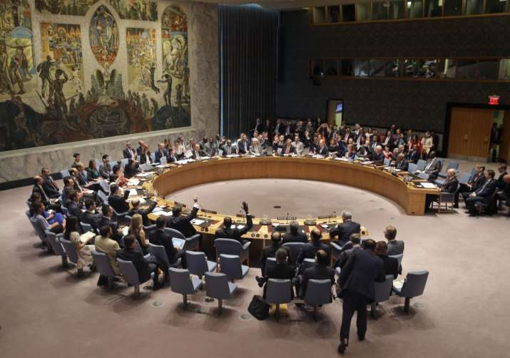 UNSC calls emergency meeting today over Syrian 'gas attack