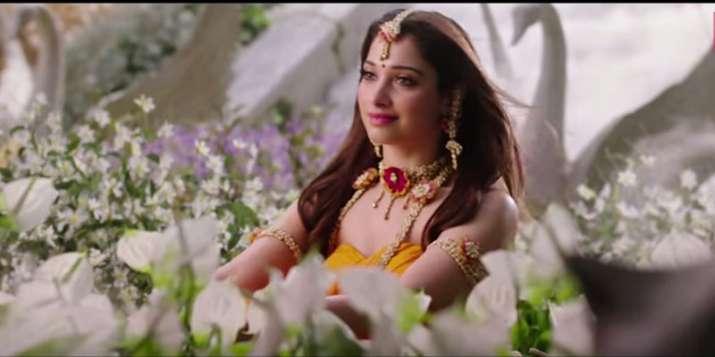 India Tv - Tamannaah in Baahubali