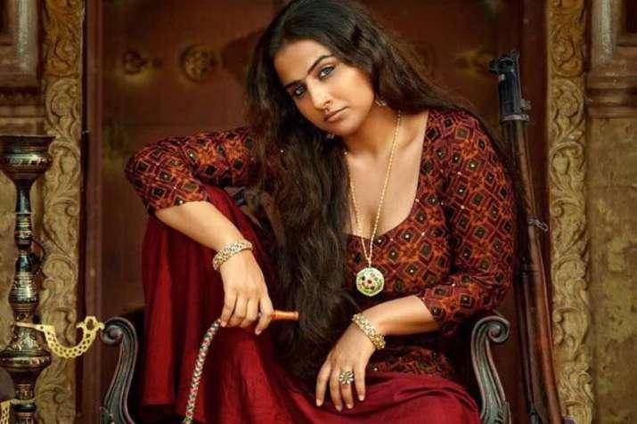 Vidya Balan with her women gang slams patriarchy right into