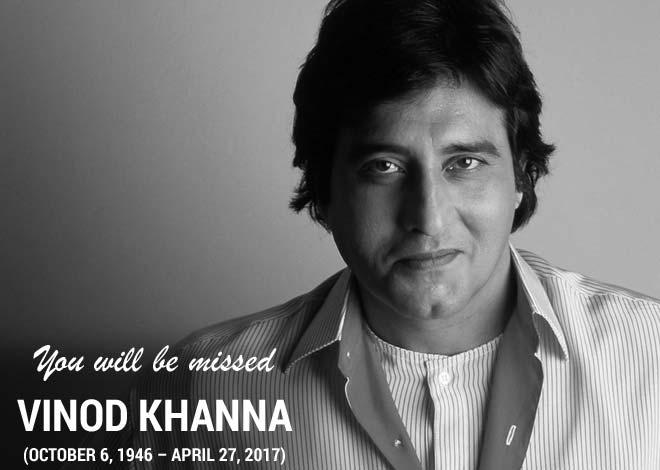 After months of illness, Vinod Khanna passes away