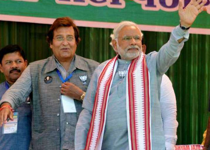 Modi, Sonia condole demise of actor-politician Vinod Khanna