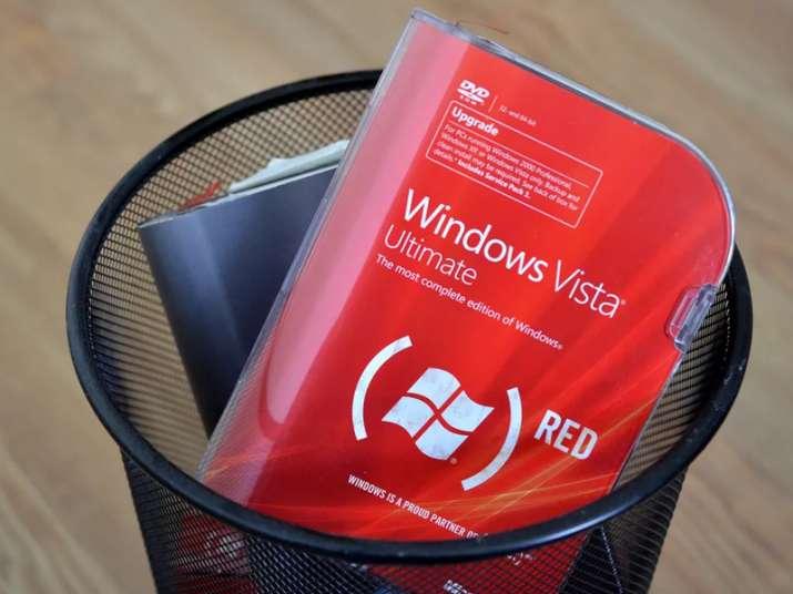 Microsoft bids farewell to Windows Vista