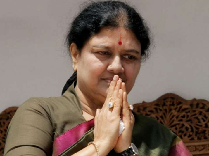 Sasikala was allowed 23 visits during four months in