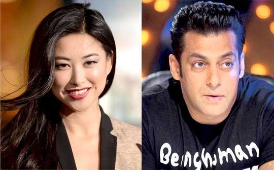 Salman Khan gave Tubelight co-star Zhu Zhu this special
