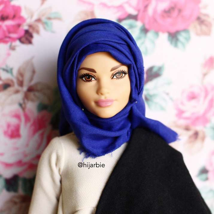 India Tv - Meet 'Hijarbie', the Hijab-wearing Barbie who's become an Instagram star