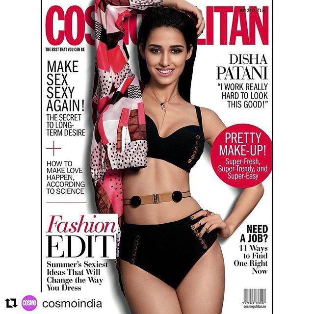 India Tv - Disha Patani bikini photoshoot