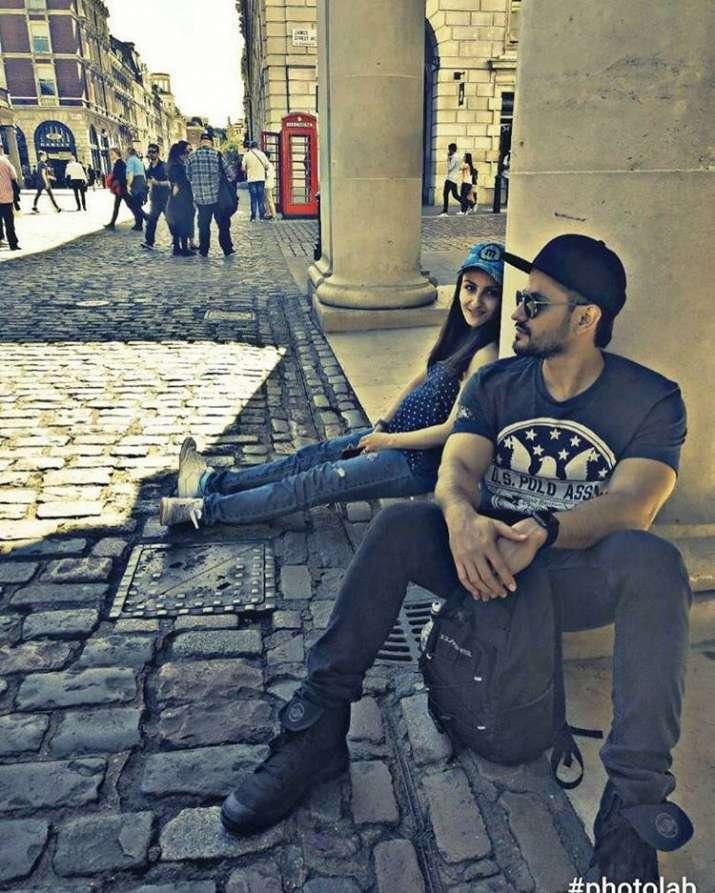 India Tv - Soha Ali Khan-Kunal Khemmu are holidaying in London