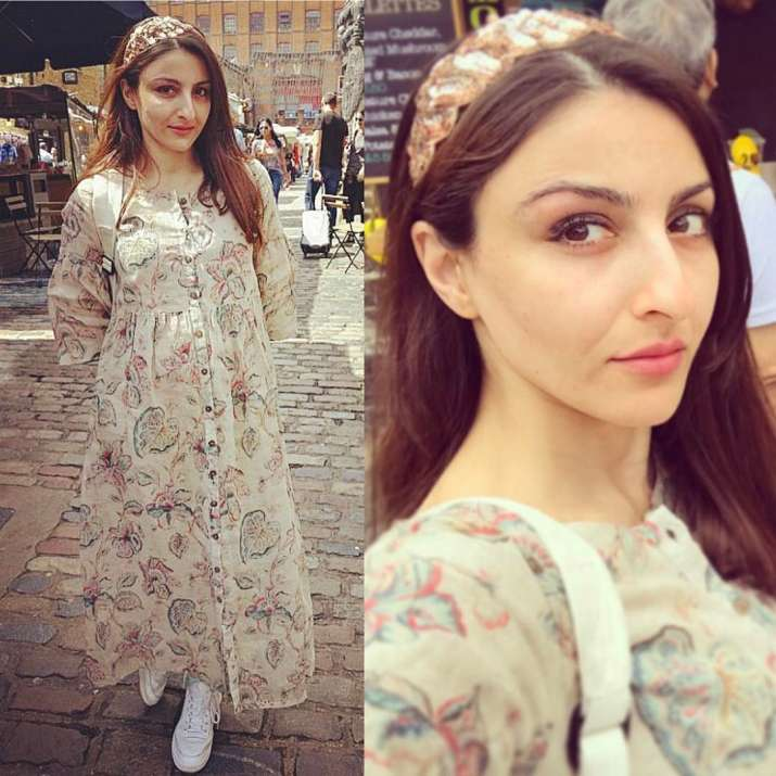 India Tv - Soha ali khan pregnant