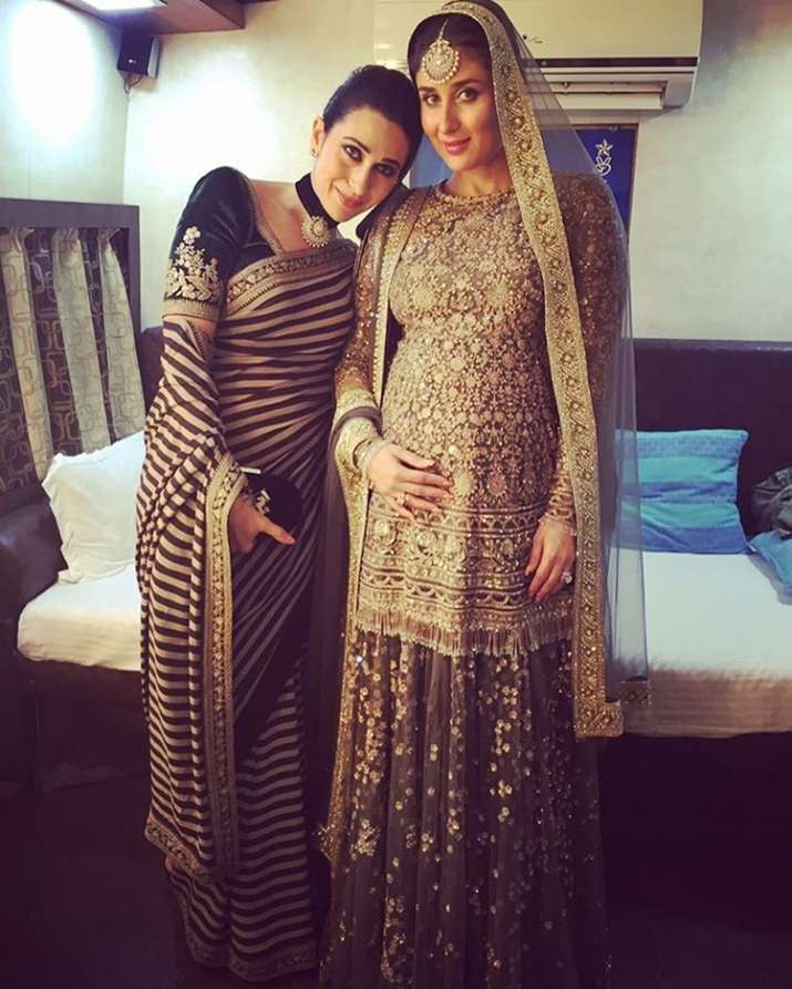 6 Bollywood Actresses Who Took Pregnancy Fashion A Step Ahead