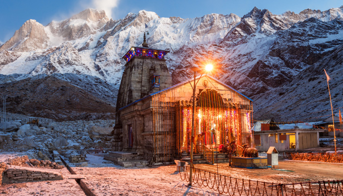 kedarnath temple facts