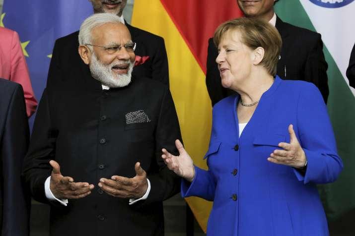 India, Germany sign 8 pacts, PM Modi seeks 'quantum