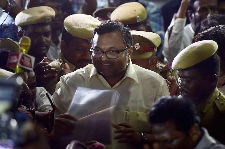 CBI has 'enough evidence' against Karti Chidambaram: