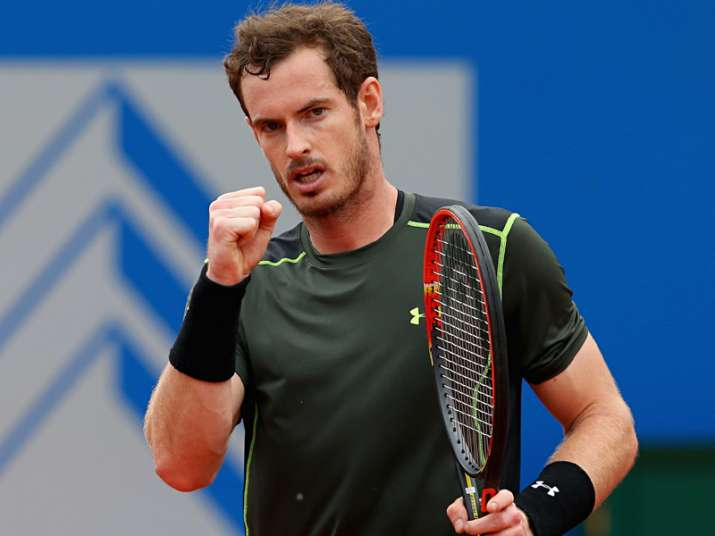 Andy Murray remains on top of ATP ranking