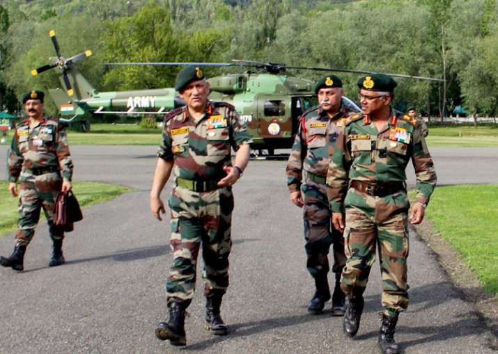 Military not getting its due share, says Army chief Bipin