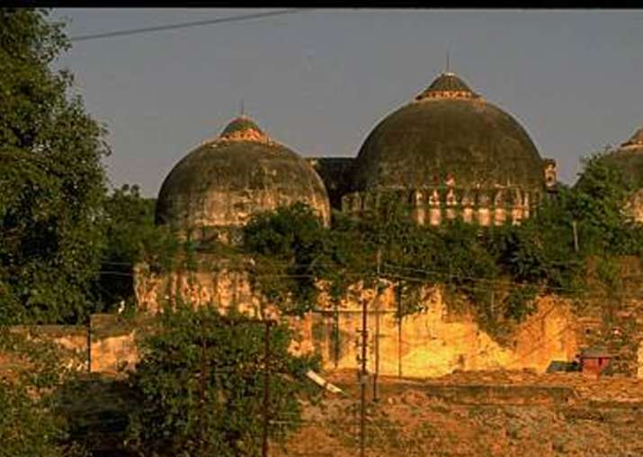 Five accused in Babri demolition surrender in court, get