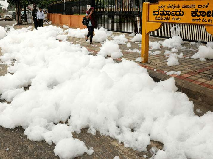 After delightful showers, Bengalureans struggle with