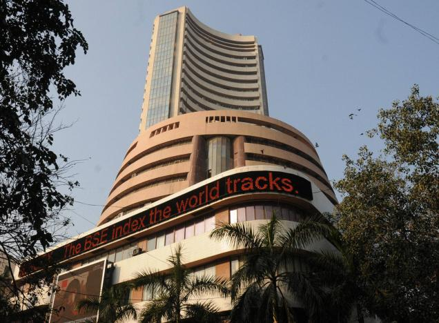 Sensex on Friday touched 31,000-mark