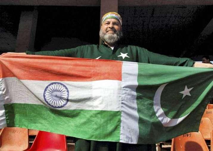 A file image of famous Pakistan fan Mohammad Bashir.