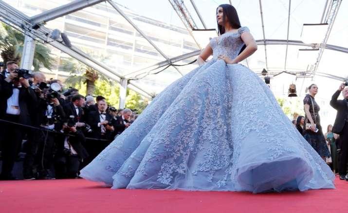 India Tv - Aishwarya Rai Cannes 2017