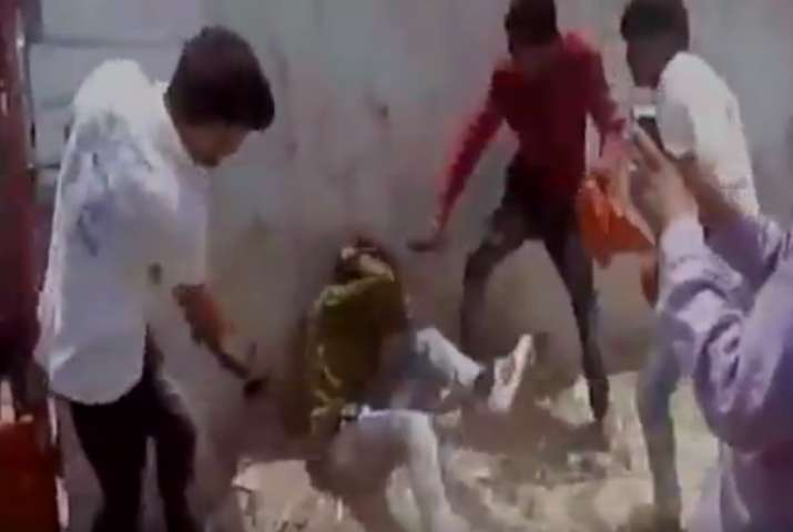 Alleged cow vigilantes thrash man in Ujjain