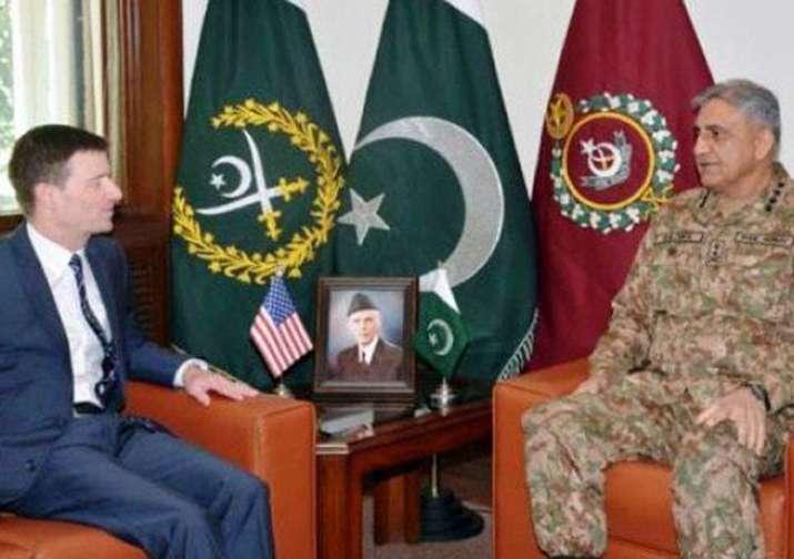 US envoy meets Pak Army chief