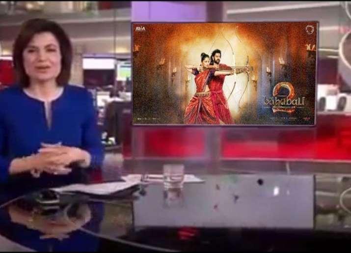 Foreign media praises Baahubali 2