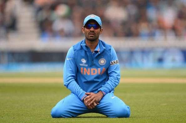 Dinesh Karthik replaces injured Manish Pandey for Champions