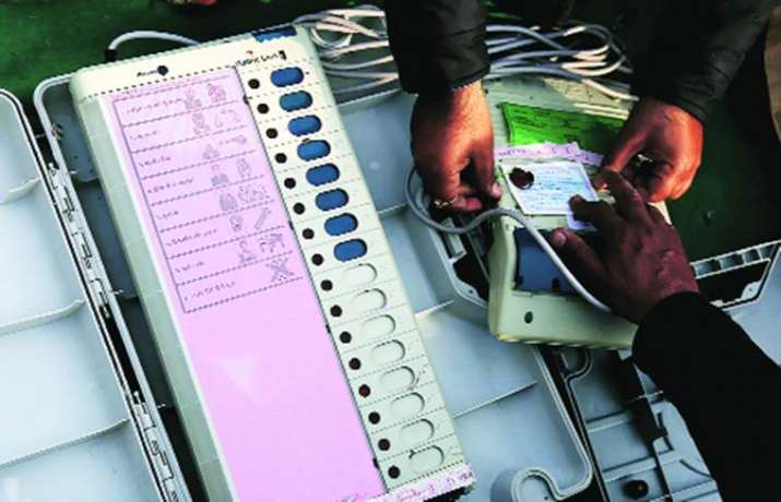 Sharad Pawar's NCP only party to participate in EC's EVM