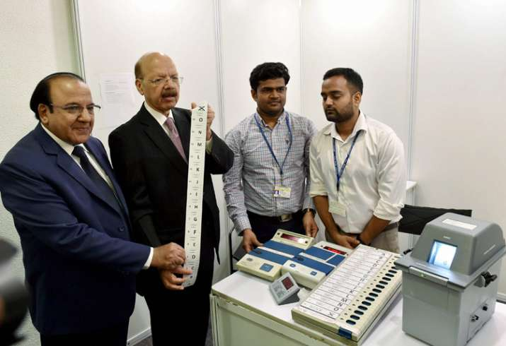 Election Commission throws open 'EVM challenge'