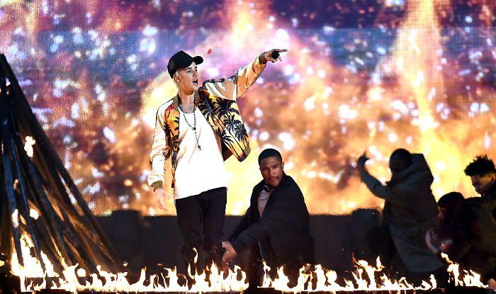 India Tv - Justin Bieber in Mumbai, India