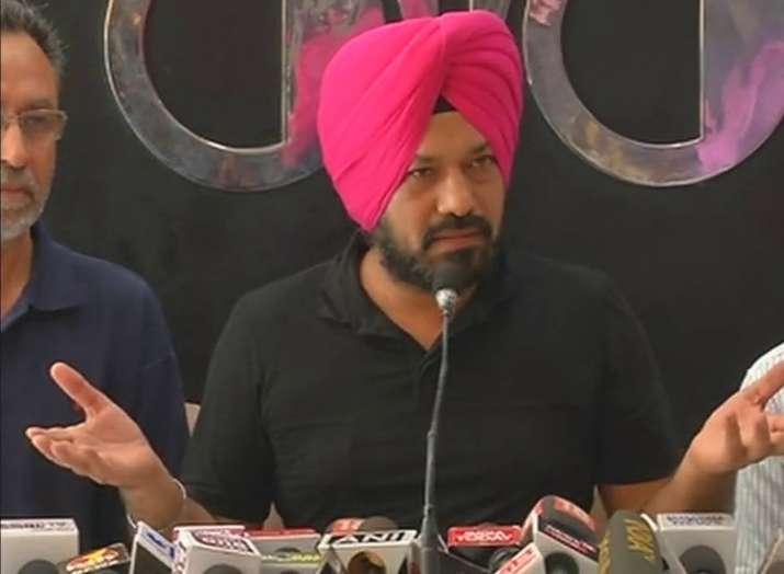Gurpreet Singh Ghuggi resigns from AAP