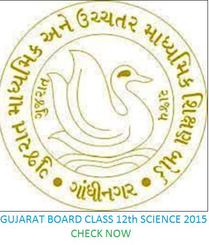 Class 12 results of Gujarat board, declared