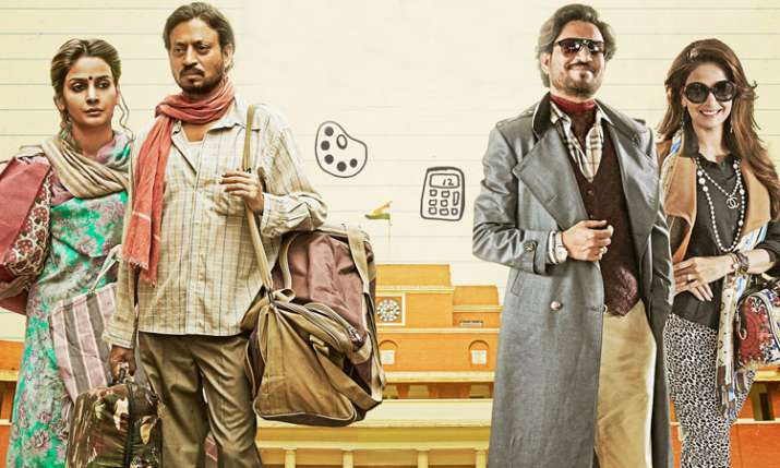 Hindi Medium Movie Review: The film deals with