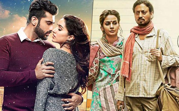 Half Girlfriend Vs Hindi Medium Day 1: Arjun, Shraddha