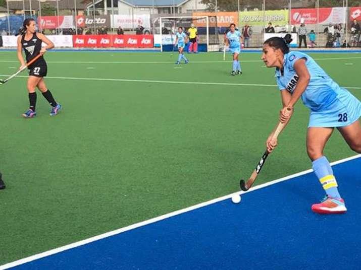 Hockey: New Zealand beat Indian 4-1 in series opener