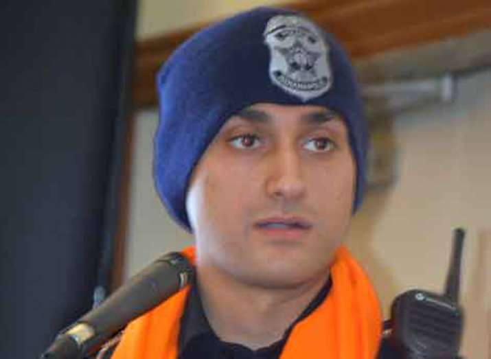 First Sikh-American officer joins Indianapolis police dept