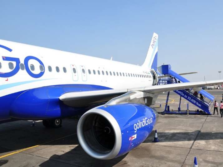 IndiGo plane collides with aerobridge at Jaipur airport